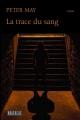 Couverture La trace du sang Editions du Rouergue (Noir) 2017