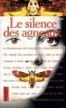 Couverture Le silence des agneaux Editions Pocket (Terreur) 1992