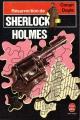 Couverture Résurrection de Sherlock Holmes / Le Retour de Sherlock Holmes Editions Le Livre de Poche 1990
