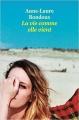 Couverture La vie comme elle vient Editions L'École des loisirs (Médium + poche) 2017