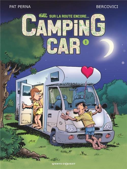 Couverture Camping car, tome 1 : Sur la route encore ...
