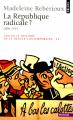 Couverture Nouvelle histoire de la France contemporaine, tome 11 : La République radicale ? 1898-1914 Editions Points (Histoire) 2006