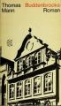 Couverture Les Buddenbrook Editions Fischer 1983