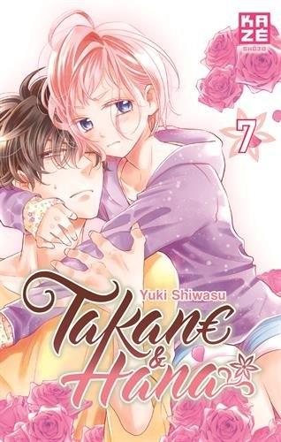 Couverture Takane & Hana, tome 07