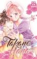 Couverture Takane & Hana, tome 07 Editions Kazé (Shôjo) 2017