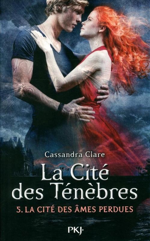Couverture La Cité des Ténèbres / The Mortal Instruments, tome 5 : La cité des âmes perdues