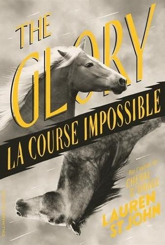 Couverture The glory : La course impossible