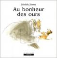 Couverture Au bonheur des ours Editions Casterman 1994