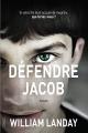 Couverture Défendre Jacob Editions Michel Lafon 2012