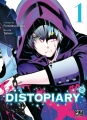 Couverture Distopiary, tome 1 Editions Pika (Shônen) 2017