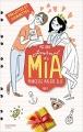 Couverture Journal d'une princesse / Journal de Mia : Princesse malgré elle, tome 04 : Une princesse dans son palais / Paillettes et courbettes Editions Hachette 2016
