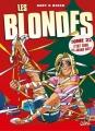 Couverture Les blondes, tome 23 : C'est tous les jours Noël Editions Soleil 2015