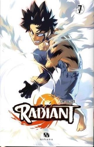 Couverture Radiant, tome 07