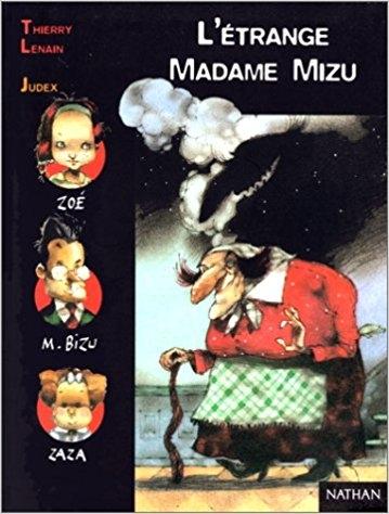 Couverture L'étrange madame Mizu