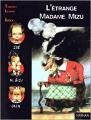 Couverture L'étrange madame Mizu Editions Nathan (Lune noire) 1998