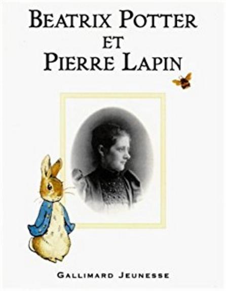 Couverture Beatrix Potter et Pierre Lapin