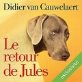 Couverture Jules, tome 2 : Le retour de Jules Editions Audible studios 2017