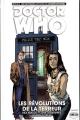 Couverture Doctor Who : Le dixième docteur, tome 1 : Les révolutions de la terreur Editions Akileos 2017