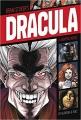 Couverture Dracula, a graphic novel Editions Capstone 2014