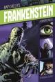 Couverture Frankenstein (Comics) Editions Capstone 2014