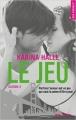Couverture Le jeu Editions Hugo & cie (Poche - New romance) 2017