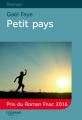 Couverture Petit pays Editions Feryane (Gros Caracteres) 2016