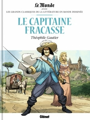 Couverture Le Capitaine Fracasse