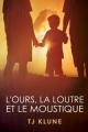 Couverture L'ours, la loutre et le moustique, tome 1 Editions Dreamspinner Press 2015