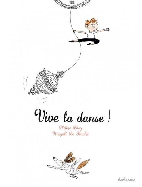 Couverture Vive la danse !