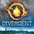 Couverture Divergent / Divergente / Divergence, tome 1 Editions Audible studios 2015