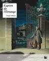 Couverture Espion de l'étrange Editions Les Moutons Electriques (La bibliothèque voltaïque) 2013