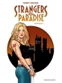Couverture Strangers in paradise, intégrale, tome 1 Editions Delcourt (Contrebande) 2017