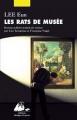 Couverture Les rats de musée Editions Philippe Picquier (Corée) 2011