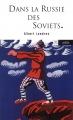 Couverture Dans la Russie des soviets Editions Arléa (Poche) 2008