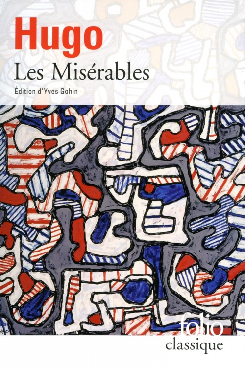 Couverture Les misérables, intégrale