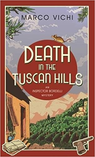 Couverture Death in the Tuscan Hills