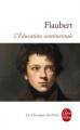 Couverture L'Education sentimentale Editions Le Livre de Poche (Classiques de poche) 2002