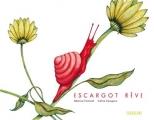 Couverture Escargot rêve Editions Sarbacane 2013