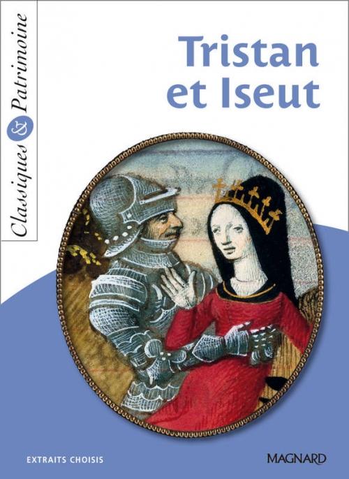Couverture Tristan et Iseut, extrait