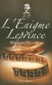 Couverture L'énigme Leprince Editions Timée 2008