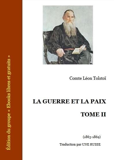 Couverture La guerre et la paix (3 tomes), tome 2