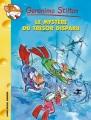 Couverture Le mystère du trésor disparu Editions Albin Michel (Jeunesse) 2005
