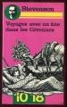 Couverture Voyage avec un âne dans les Cévennes Editions 10/18 1978