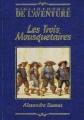 Couverture Les trois mousquetaires Editions Fabbri (Bibliothèque de l'Aventure) 1997