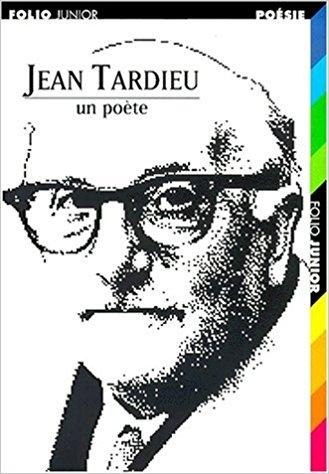 Couverture Jean Tardieu : Un poète