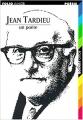 Couverture Jean Tardieu : Un poète Editions Folio  (Junior - En poésie) 2001