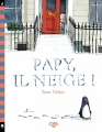 Couverture Papy, il neige ! Editions Little Urban 2015