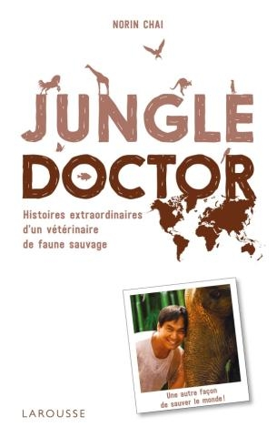 Couverture Jungle doctor