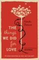 Couverture Les amants de Samaroux Editions Faber & Faber 2015
