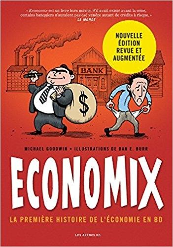 Couverture Economix